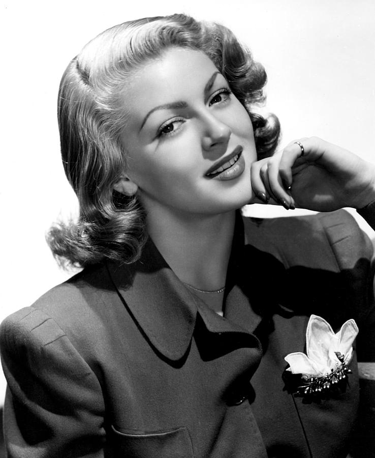 Lana Turner, 1940s Photograph