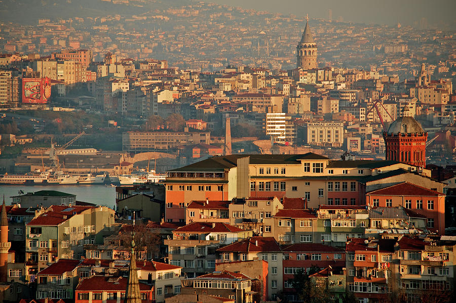 Istanbul Beautiful Landscapes of Istanbul