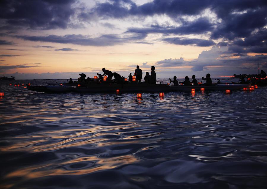 Lantern Ceremony Photograph