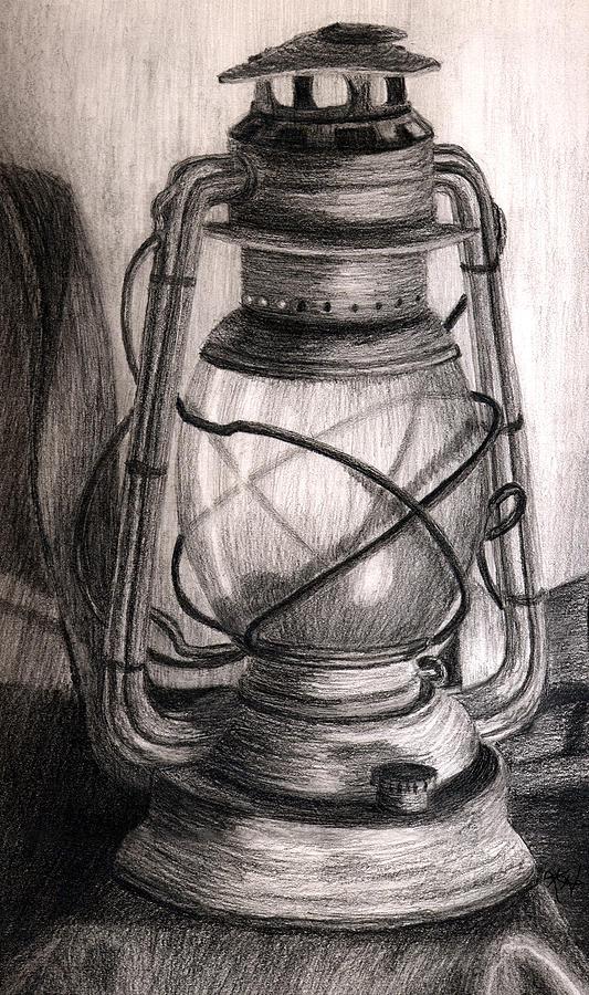 Lantern By Karla Horst