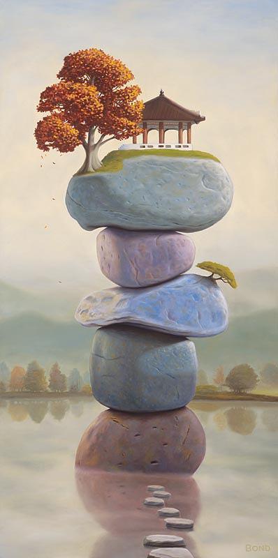 Lao-Tzus Dream Painting