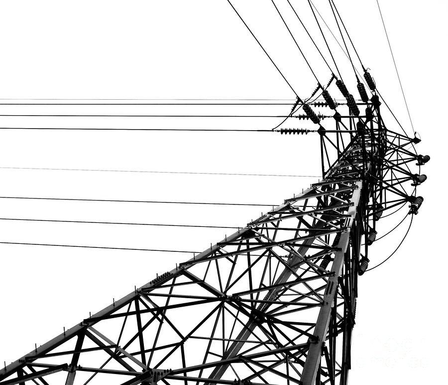 Large Powermast Photograph