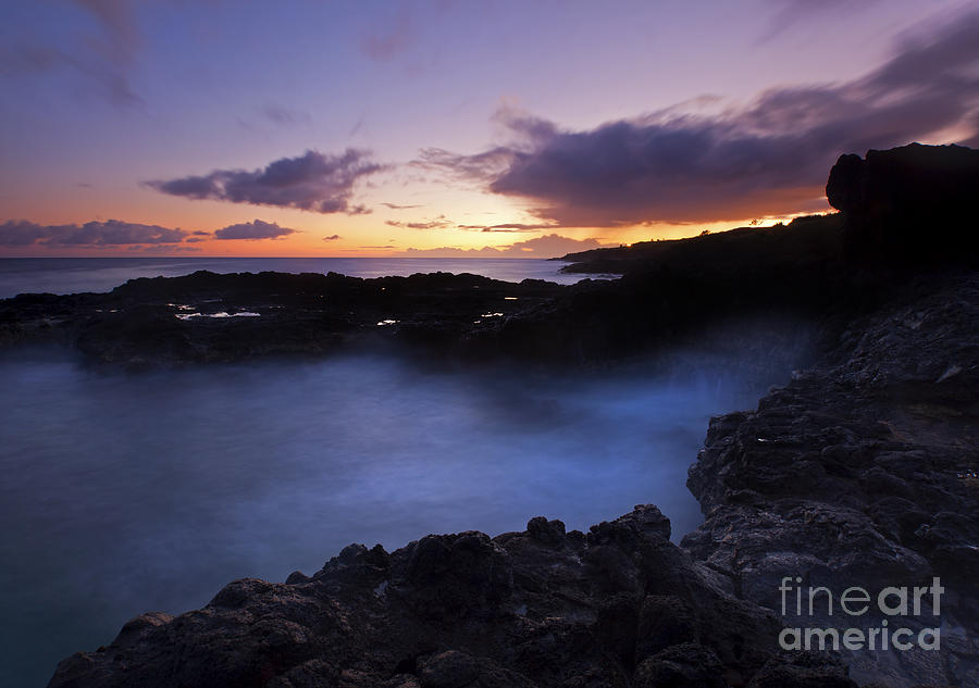 Last Light Over The South Shore Photograph  - Last Light Over The South Shore Fine Art Print
