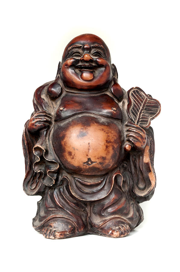 Laughing Buddha Photograph