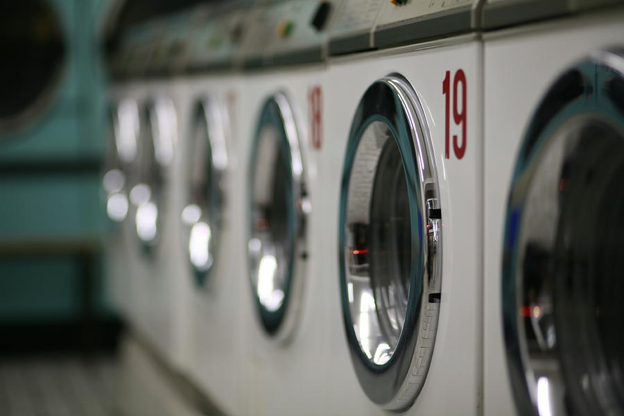 Laundry Room Photograph
