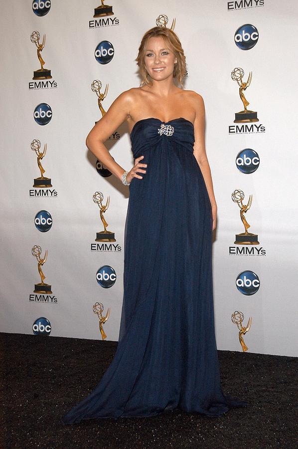 Primetime Emmy Awards 2008 - Press Room Photograph - Lauren Conrad In The Press Room by Everett