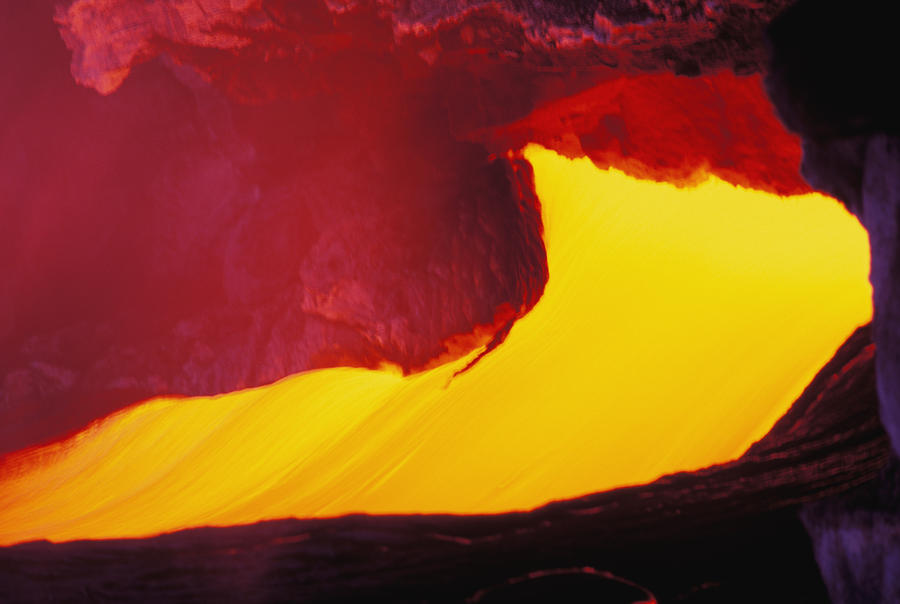 Lava Window Photograph  - Lava Window Fine Art Print