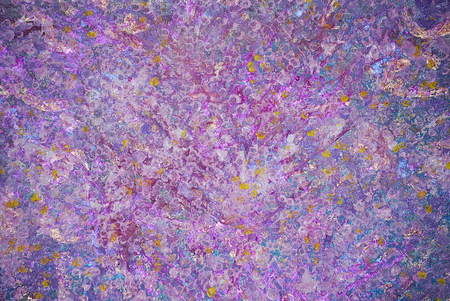 lavender painting-#28