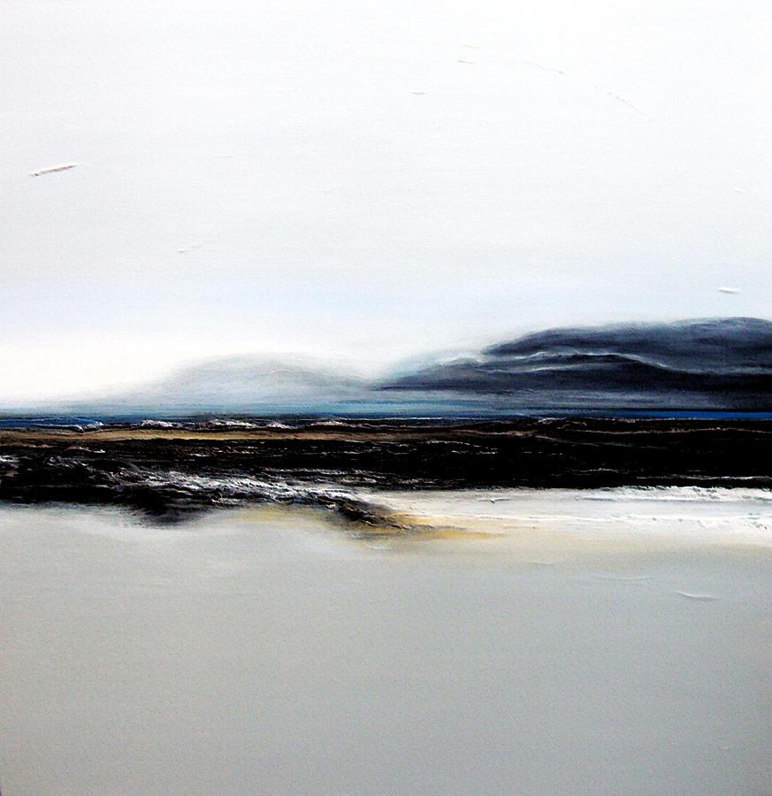 Lavender Mist Painting