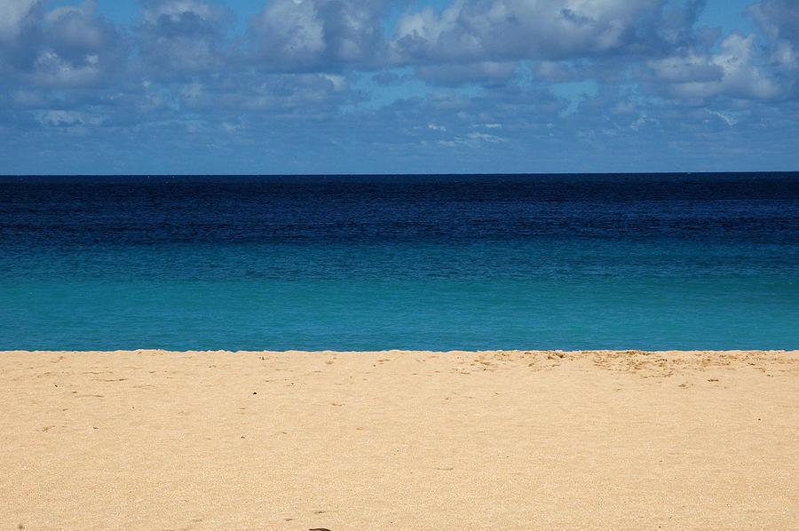 Ocean Photograph - Layers by Jonathan Schreiber