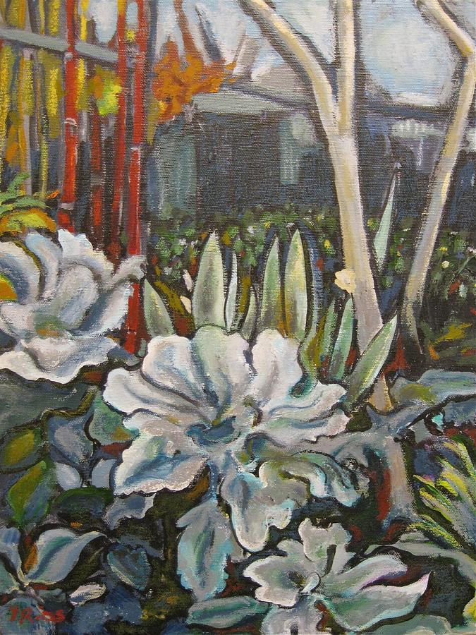 Lbcc Horticulture Garden Painting