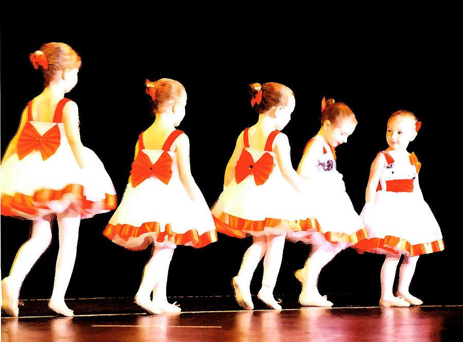 Le Petite Ballet Photograph