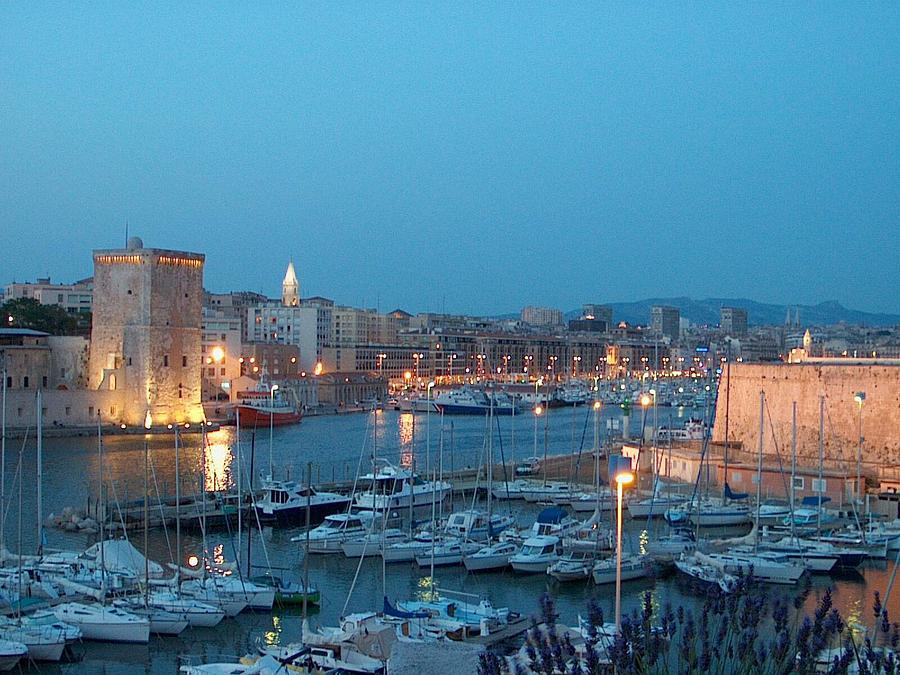 Le vieux port de marseilles by thomas bezigian - College vieux port marseille ...