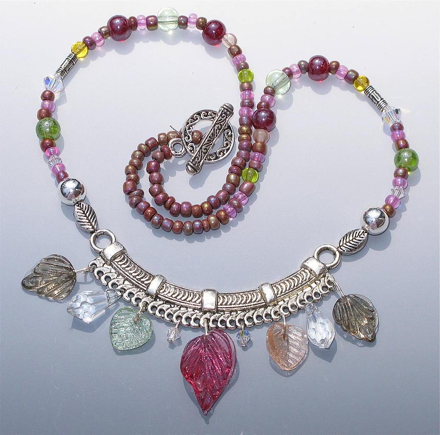 Leaves I Jewelry