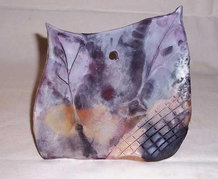Leaves Rising Ceramic Art