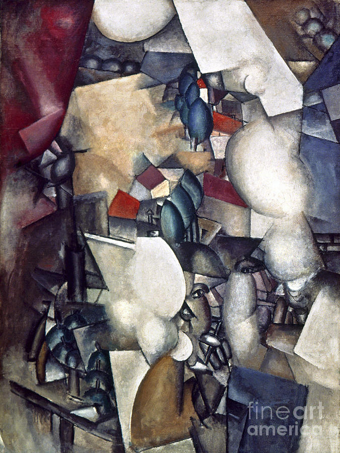 Leger: The Smokers, 1912 Photograph  - Leger: The Smokers, 1912 Fine Art Print