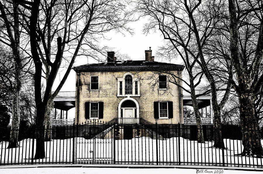 Lemon Hill Mansion - Philadelphia Photograph  - Lemon Hill Mansion - Philadelphia Fine Art Print