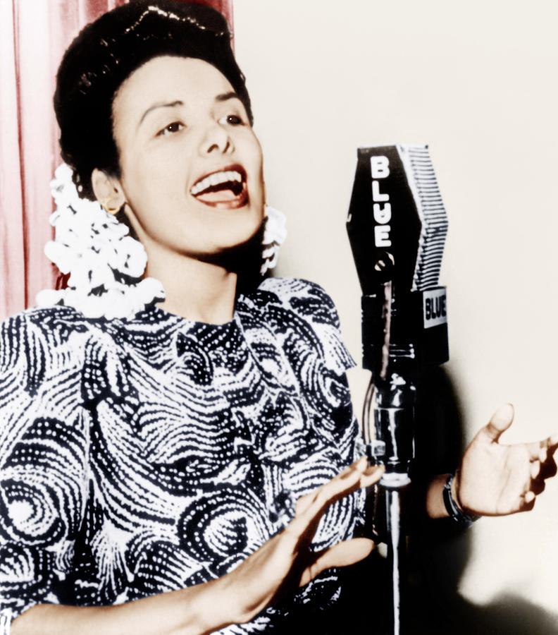Lena Horne, Ca. 1943 Photograph