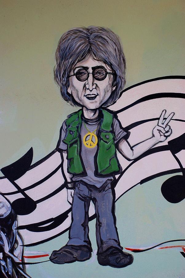 Lennon Photograph