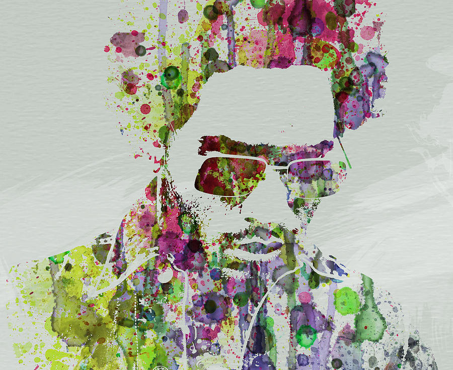Lenny Kravitz 2 Painting