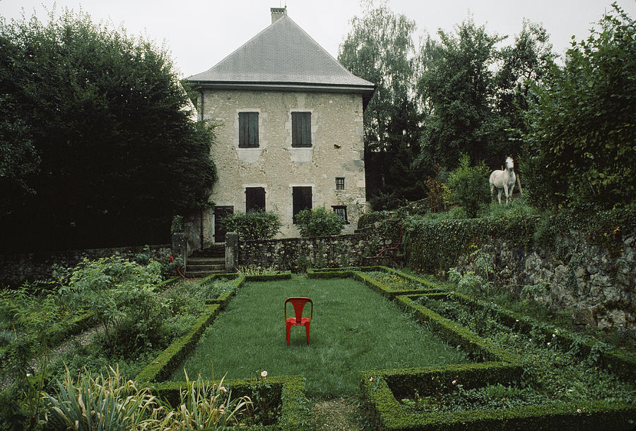 Les Charmettes, Home Of Philosopher Photograph