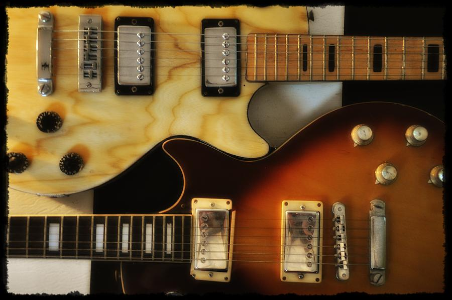 Les Paul - Come Together Photograph  - Les Paul - Come Together Fine Art Print