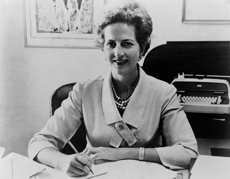 Letitia Baldrige, First Lady Jacqueline Photograph