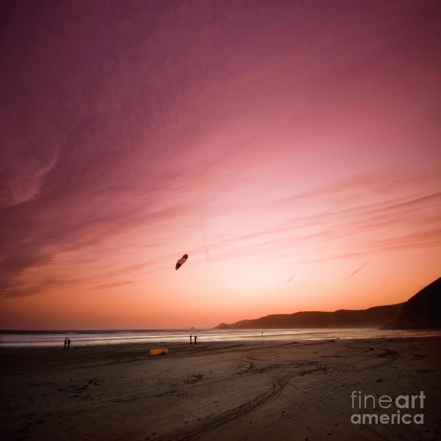 Lets Go Fly A Kite Photograph