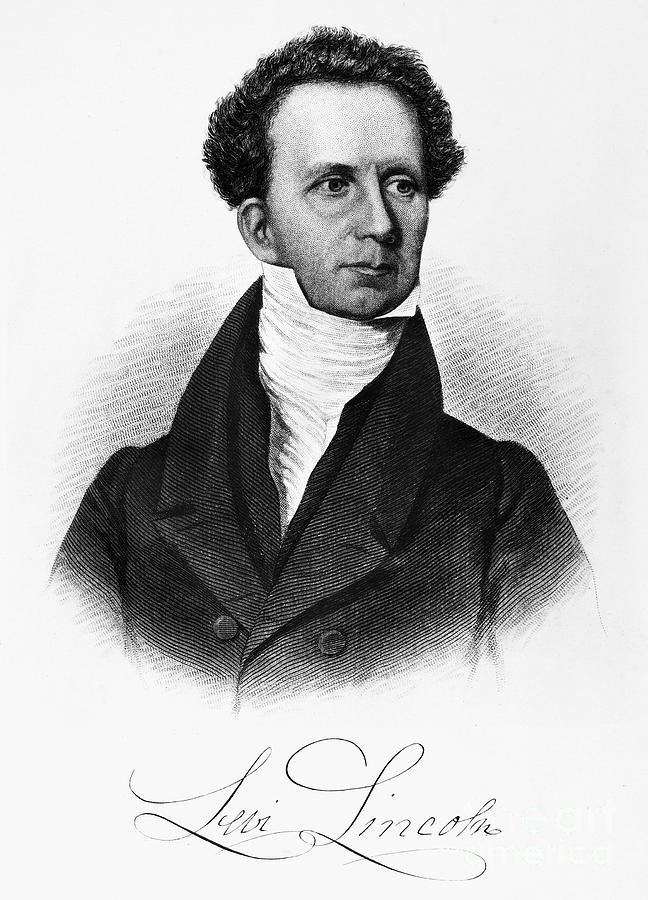 Levi Lincoln (1749-1820) Photograph