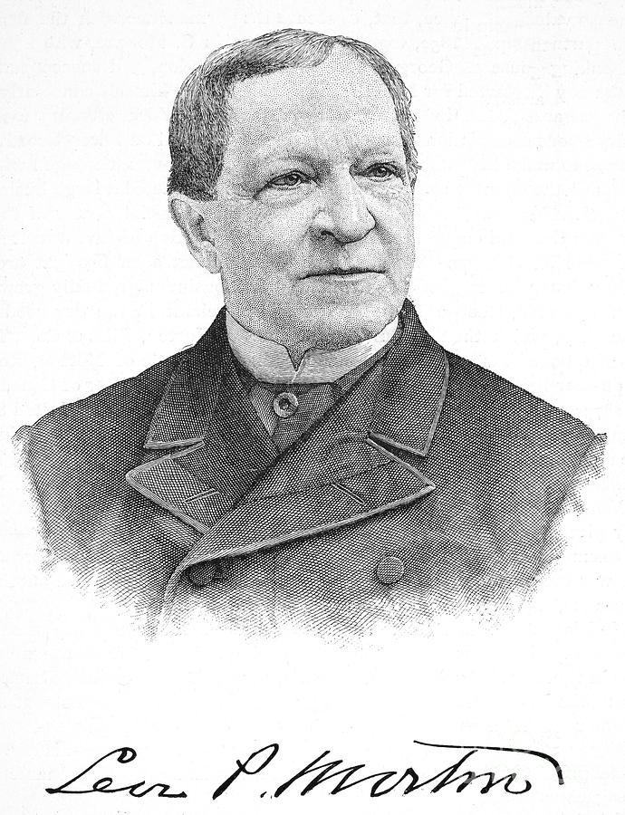 Levi Parsons Morton Photograph