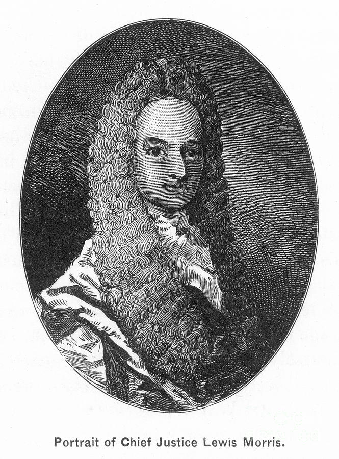 18th Century Photograph - Lewis Morris (1671-1746) by Granger