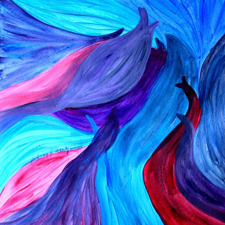 Liberation Painting