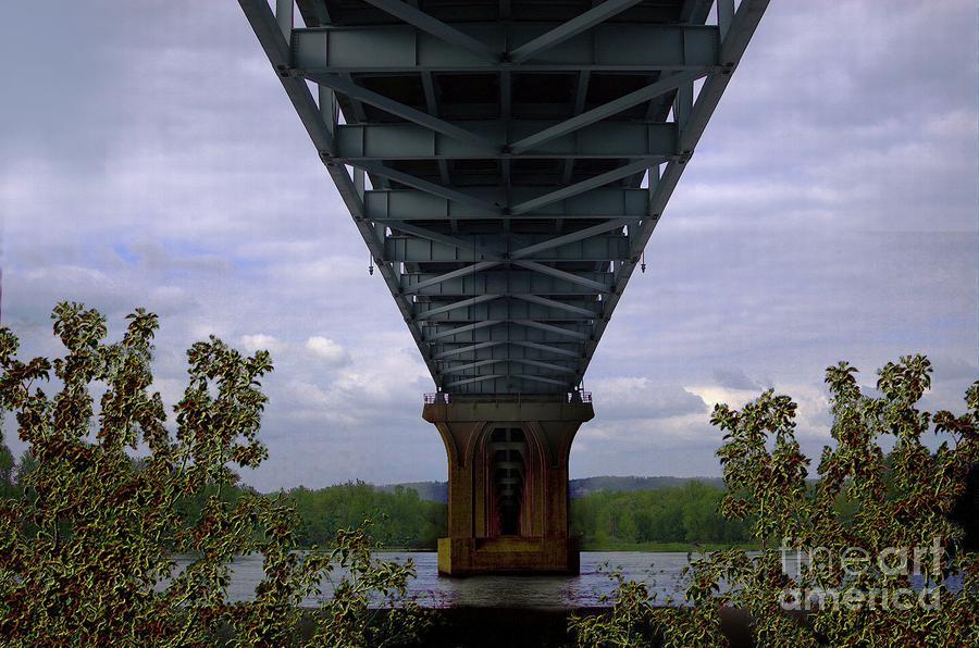 Life Under A Bridge Photograph