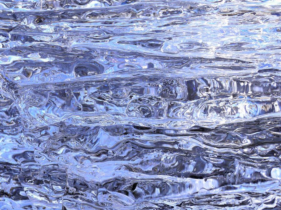 Light Blue Photograph