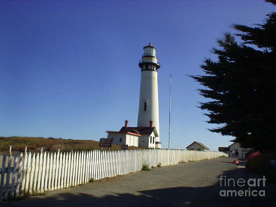 Light House  Photograph  - Light House  Fine Art Print