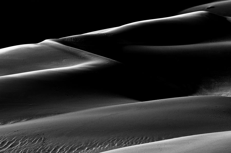 Light On The Dunes  Photograph  - Light On The Dunes  Fine Art Print