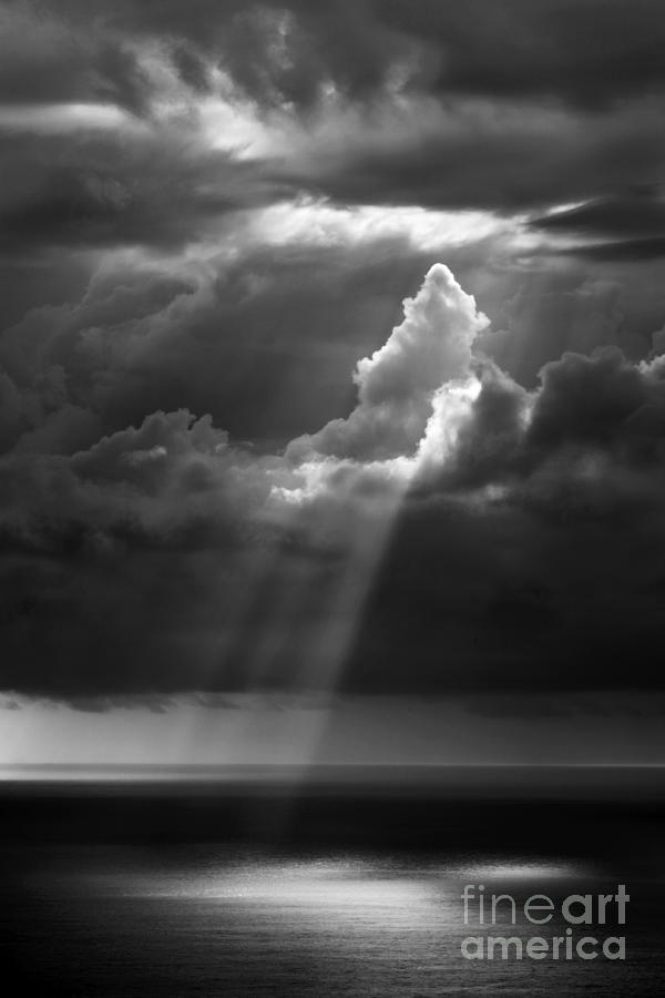 Light On The Sea Photograph  - Light On The Sea Fine Art Print