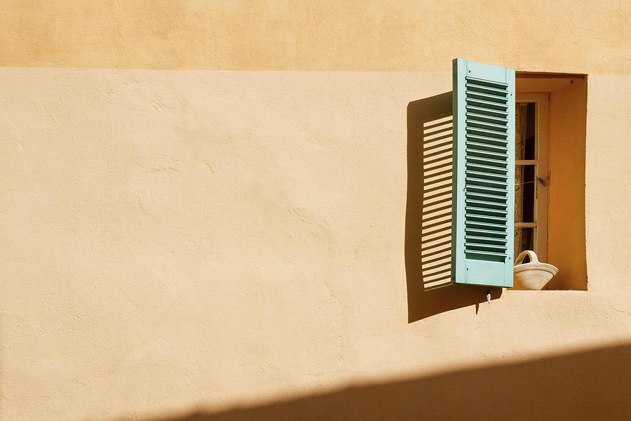 Light On Window Photograph