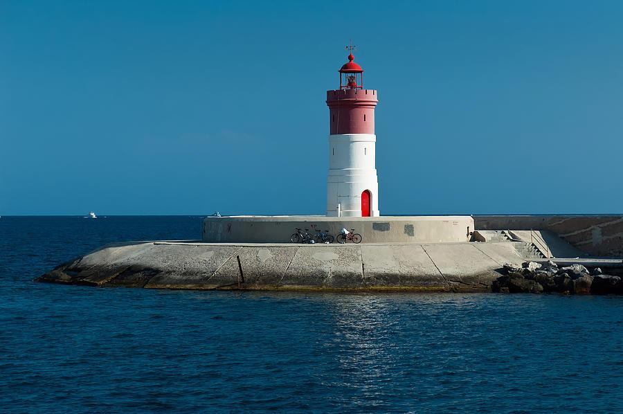 Lighthouse Photograph
