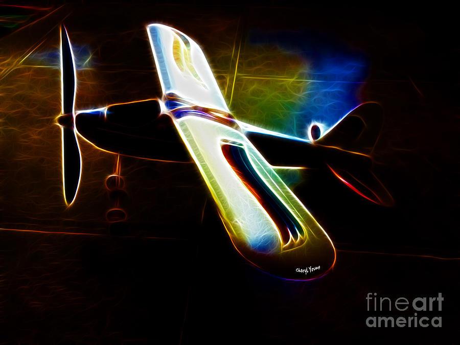 Lil Plane Photograph