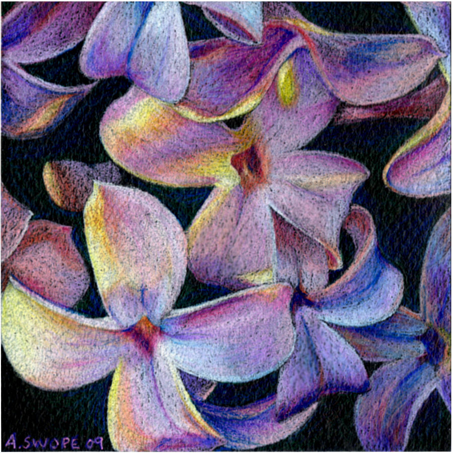 Lilac 1 Painting