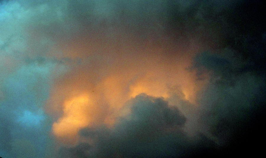 Lily Dale Sky Photograph
