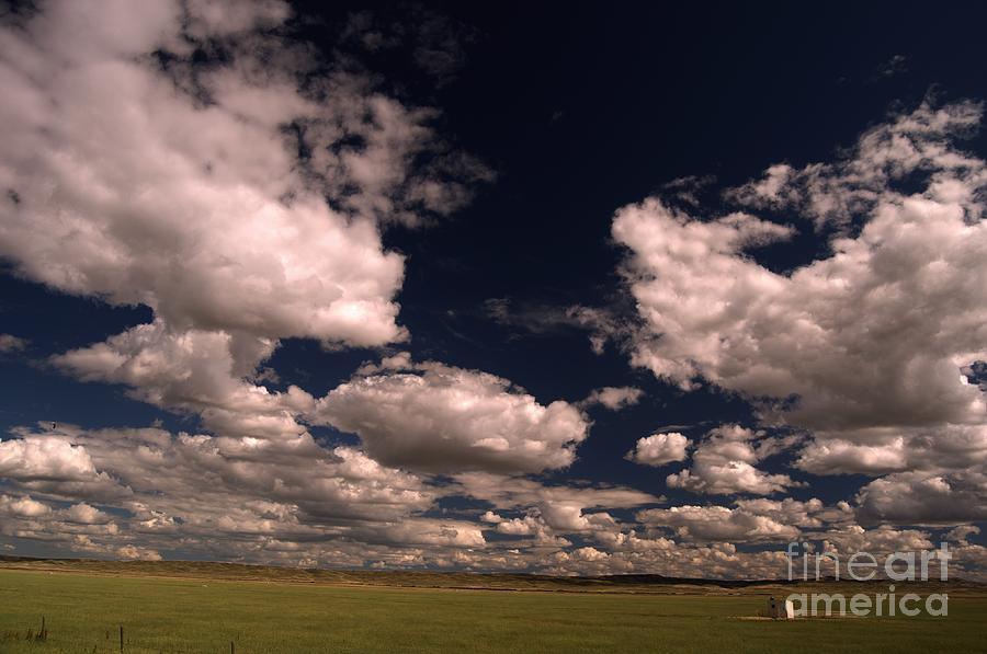 Line Shack  Photograph