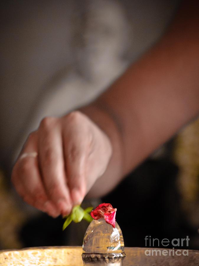 Linga Puja Photograph