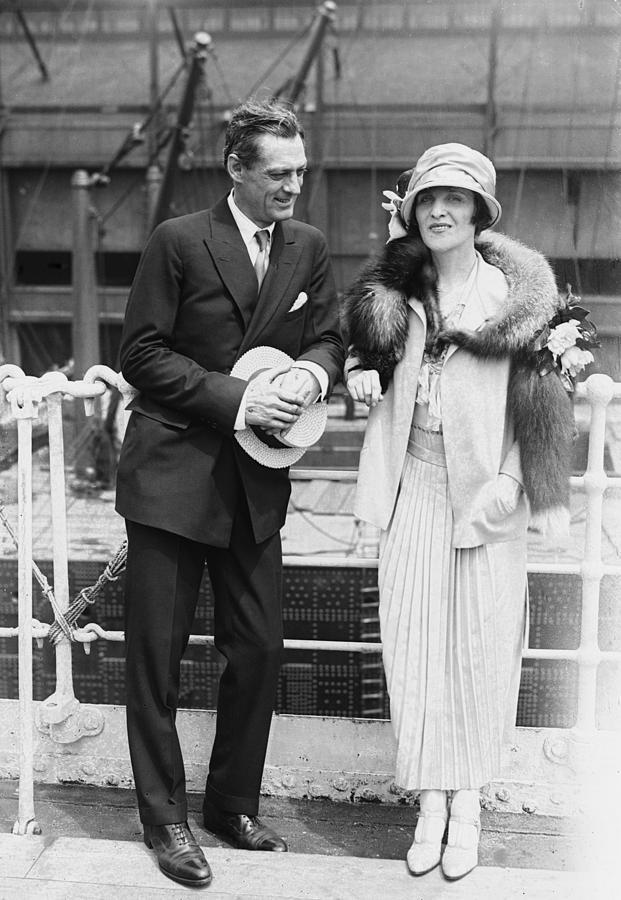 Lionel Barrymore 1878-1954 Photograph