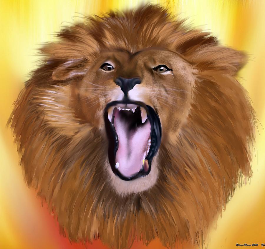 - lions-roar-diane-haas