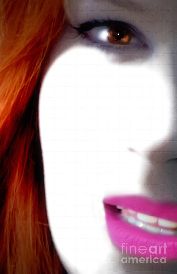 Lips Photograph