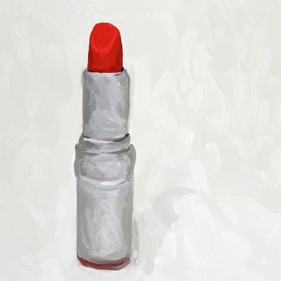 Lipstick II Painting