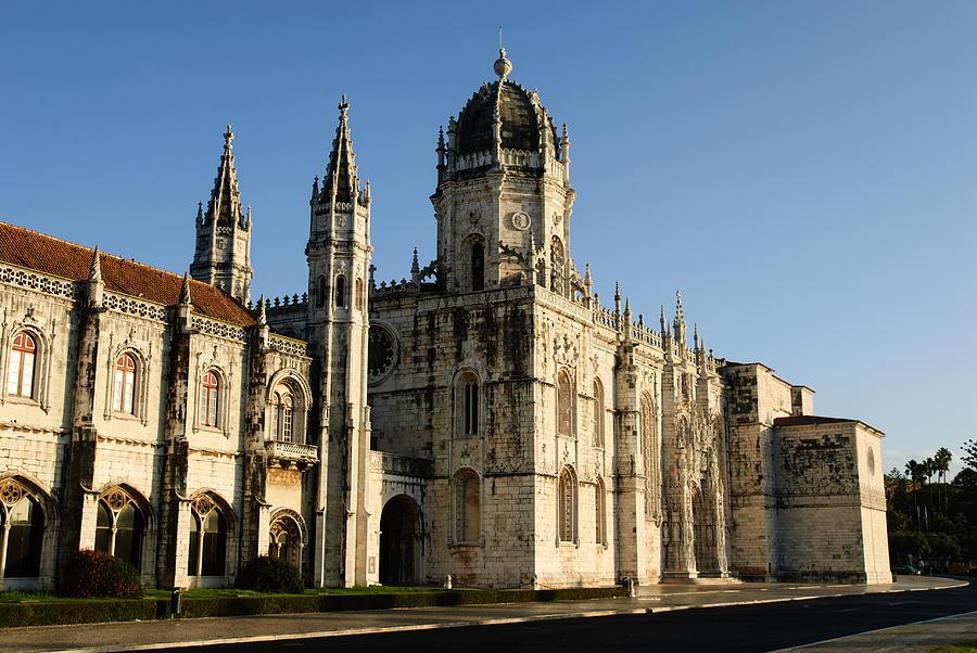 Lisbon, Portugal - Monasterio De Los Jerónimos De Photograph