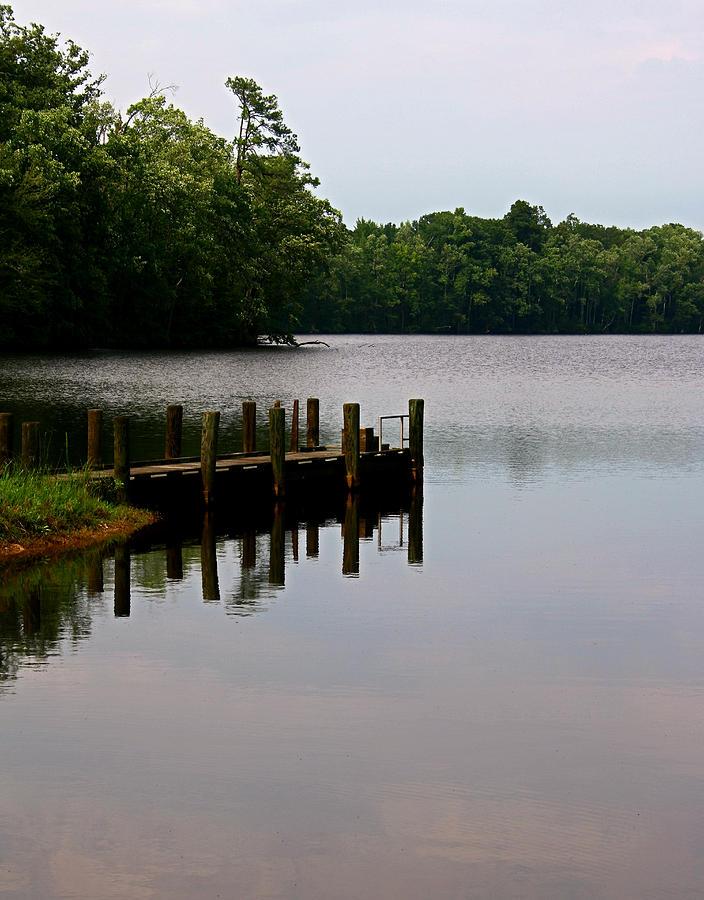 Little fishing pier photograph by karen harrison for Harrison fishing pier